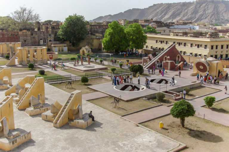 Jantar Mantar (one of the best places to visit in Jaipur)