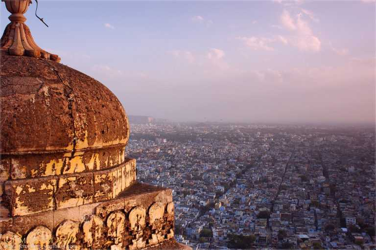 nahargarh (one of the best places to visit in Jaipur)