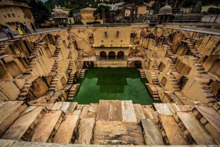 panna meena ka kund, stepwell in Jaipur